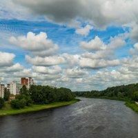 Облачный день :: Александр Витебский