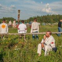 Надену одежды белые на душу, пусть растёт... :: Ирина Данилова