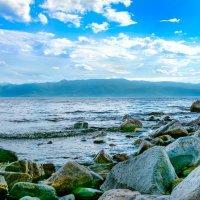 Взгляд через Байкал :: Петр Панков