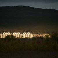 Небесный фонарь... :: Ирина Токарева