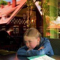 Девочка и книга :: Дмитрий Близнюченко