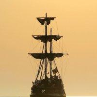Под пиратскимъ флагомъ :: Dr. Olver  ( ОлегЪ )