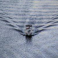 Одиночное плавание :: Ильдус Хамидулин
