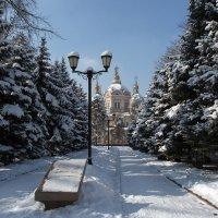Свято-Вознесенский кафедральный собор в Алматы :: Евгений Мергалиев