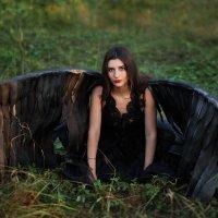 Темный ангел!!! :: Лина Трофимова