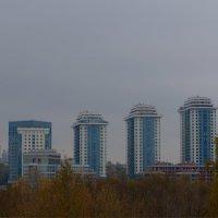 дома :: Дмитрий Паченков