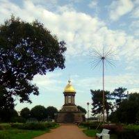 Троицкая церковь. (Санкт-Петербург) :: Светлана Калмыкова