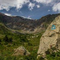 IMG_3840 к леднику :: Олег Петрушин