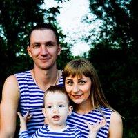 Семейная фотосъемка :: Кристина Милославская