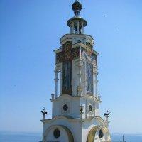 Храм-маяк Святителя Николая Мирликийского, Крым :: Yulia Deimos