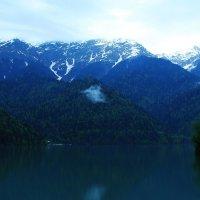 Озеро Рица :: Юлия Скрипник