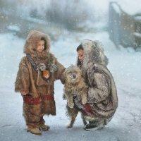 Дети Севера :: Катерина М