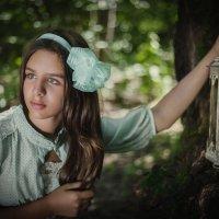 Полина в сказочном лесу :: Александр Видеомания