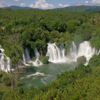 Водопад Кравице :: Михаил Рогожин