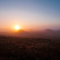 Вышло солнце из тумана.... :: Виктор