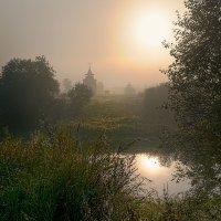 Туман и солнце :: Владимир Миронов