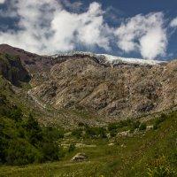 IMG_3854 ледник Терскол :: Олег Петрушин