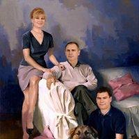 Из галереи семейных картин :: И. Игонин