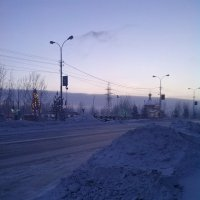 Утро, около 9-00. :: ГРИГОРИЙ Р (Тапер Барабанщик)