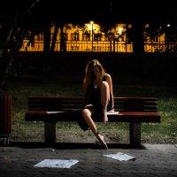 Ночь :: Галина Твердохлебова