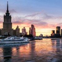 Последний теплоход :: Павел Кочетов