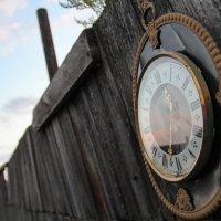 старинные часы :: Артём Пышкин