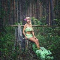 Лесная нимфа!!! :: Лина Трофимова