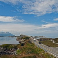 Atlantic Road in Norway :: Roman Ilnytskyi