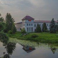 Время отразилось в реке :: Сергей Цветков