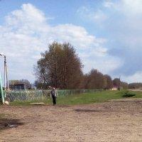 Прохожий (фотография сделана моим отцом) :: Николай Филоненко