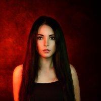 портрет :: olga Glinskaya