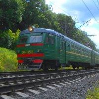 ЭР2 - 1158 :: Сергей Уткин