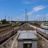 Станция Лихая :: cfysx