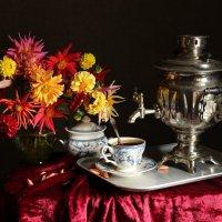 Про чай :: Ирина Чикида