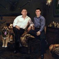 Галерея семейного портрета :: И. Игонин