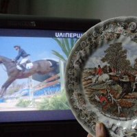 Олимпийский конно-спортивный праздник на воде, на суше и в воздухе... :: Алекс Аро Аро