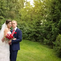Свадебная прогулка :: Катерина Кучер