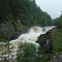 Водопад Кивач. :: George Nik