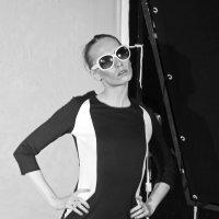 Чёрное и белое. :: Ирина Нафаня