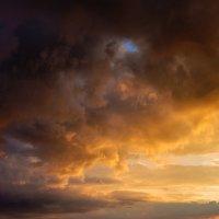 Кажется, дождь собирается... :: Леонид Соболев