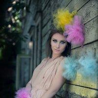 Цветные сны :: Мария Минакова