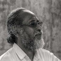 портрет балийского мужчины :: Александр