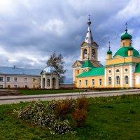 Введено Оятьский женский монастырь :: Владимир Миронов