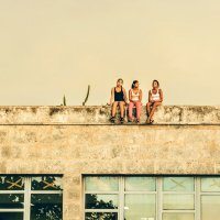On the roof :: Arman S