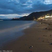 Вечерний пляж. :: Виктор Евстратов