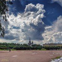 Облака :: Valeriy Piterskiy