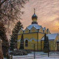 Звенигород. Богоявленская церковь на Городке :: Alexander Petrukhin