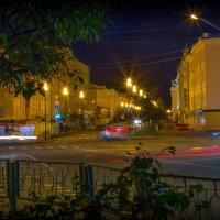 вечерний Магадан :: Андрей Асеев