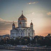 Храм Христа Спасителя :: Ольга Перевалова