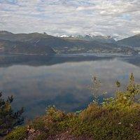 Norwegian Landscape :: Roman Ilnytskyi
